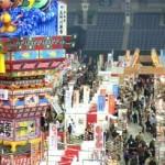 「ふるさと祭り東京」で各地の味を堪能~♪