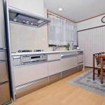 H様邸(上尾市)キッチン